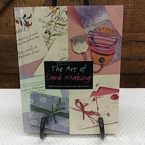 The Art of Card Making Book